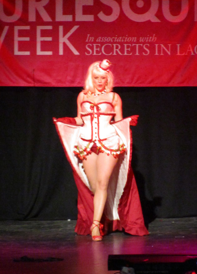 Burlesque Fashion Designers