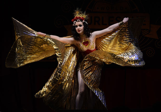 The 7th Annual LONDON BURLESQUE FESTIVAL 2013
