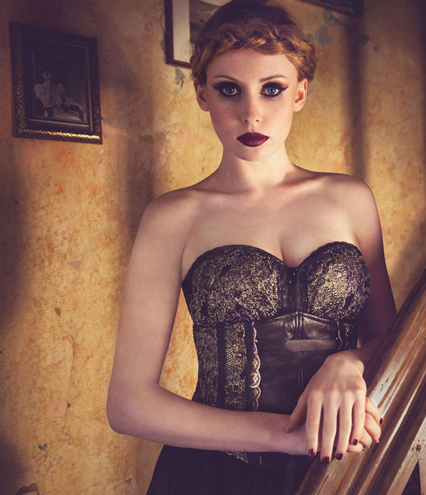 Noblesse Couture Deluxe Collection 2014 by Tian van Tastique